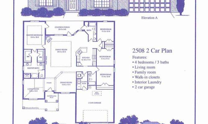 Featured Home Adams Homes House Plans 93787