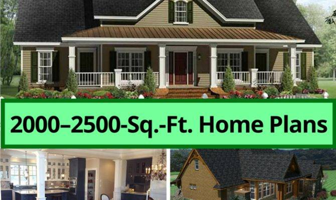 Features Look House Plans Square Feet