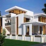 February Kerala Home Design Plan Ideas