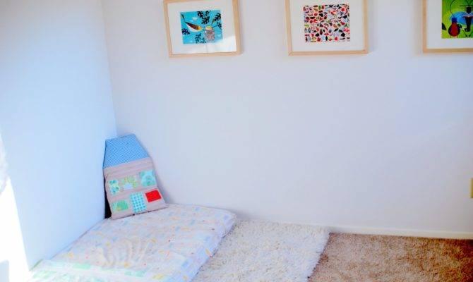 Feeding Soil More Montessori Floor Bed