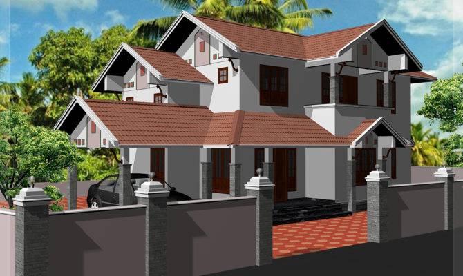 Feet House Elevation Design Plans