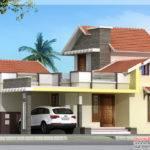 Feet Single Floor House Kerala Home Design Plans
