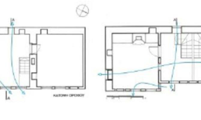 Figure Representation Ventilation House Plans