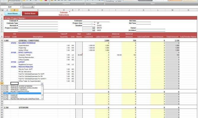 Filled Uncategorized Title Home Building Budget Worksheet