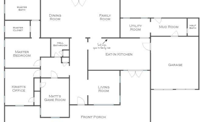 Finalized House Floor Plan Plus Some Random Plans