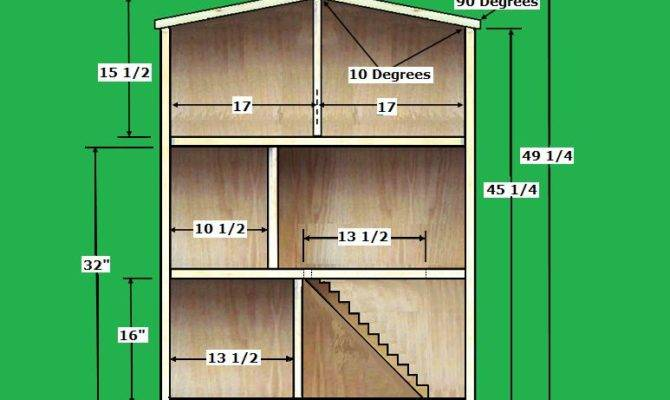 Find Dollhouse Plans Used Rodswoodworking