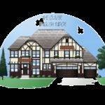 Find English Tudor Style House Plans