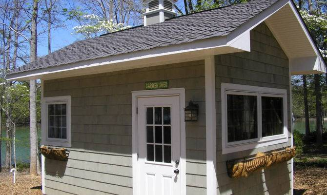 Find Garden Shed Plans Right Anyone Can Build