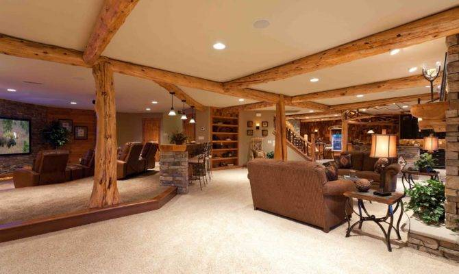 Find Your New Home Basements