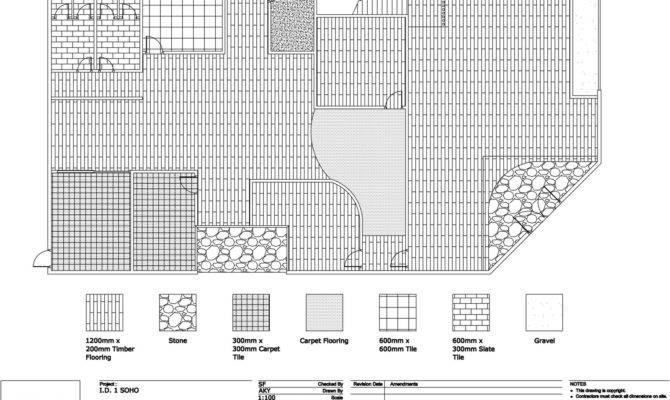 Finish Plan Architecture Plans