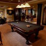 Finished Basements Home Remodeling Ideas
