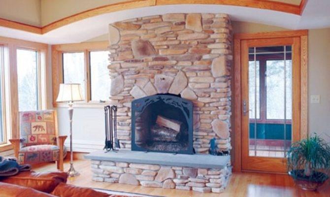 Fireplace Ideas Linwood Custom Homes