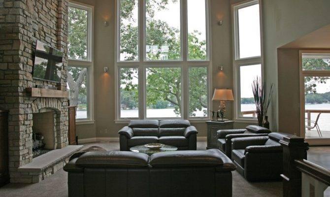 Fireplaces Great Rooms Window Dreams House Families