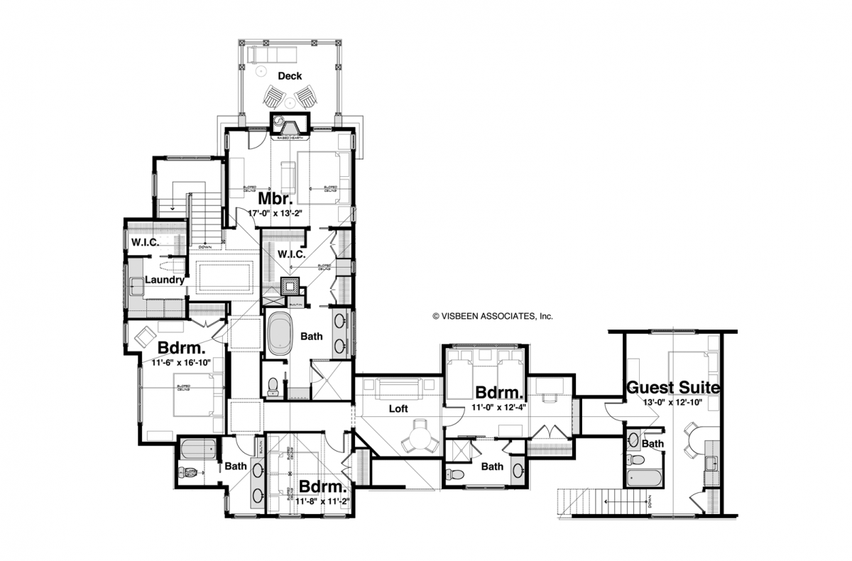First Floor Master Bedroom Plans Luxury - House Plans  #12