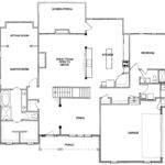 First Floor Master Custom Plan Cary Stanton Homes