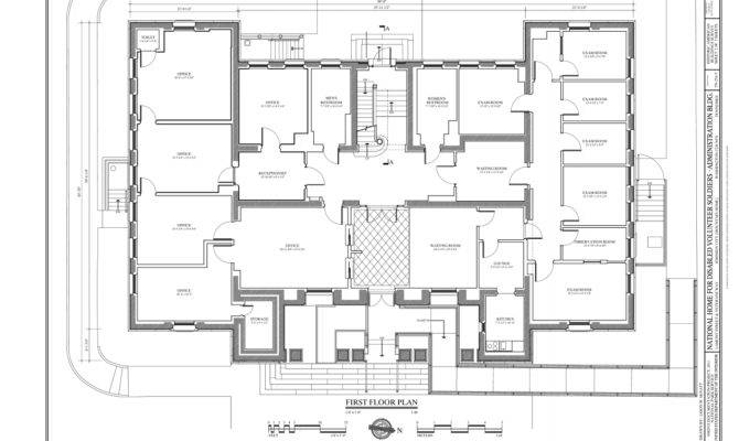 First Floor Plan National Home Disabled