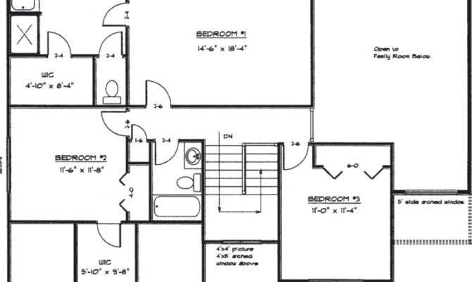 First Floor Plan Second