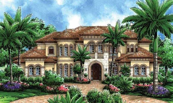 Five Bedroom Mediterranean