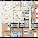 Five Bedroom Penthouse Floor Plan Plans