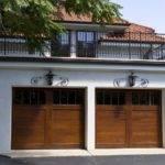 Flat Roof Garage Design Wdeck Garages