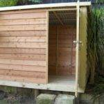 Flat Roof Shed Plans Build