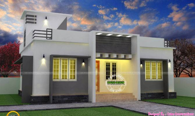 26 Stunning Home Design 1 Floor House Plans