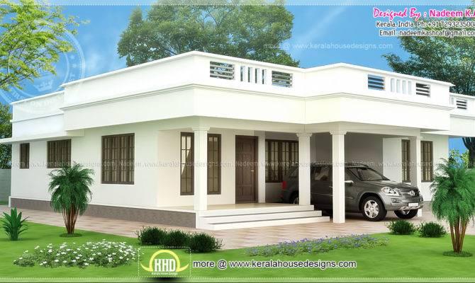 Flat Roof Single