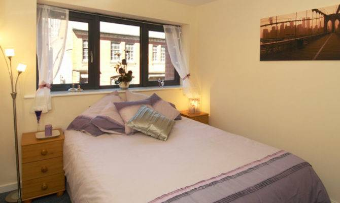 Flats Let Leicester One Bedroom Bed