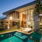 Flawless Dream Home Two Storey Promenade Residence Bgd Architects