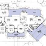 Flexible House Plan Guest Suite Floor