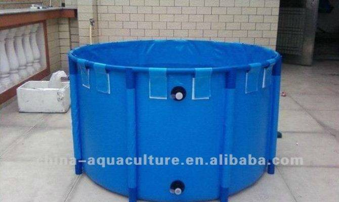 Flexible Plastic Hot Water Storage Tanks