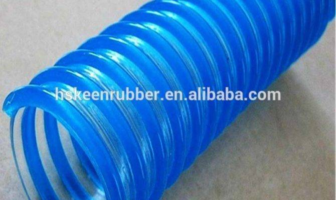 Flexible Pvc Suction Hose Pipe New Type Hardening