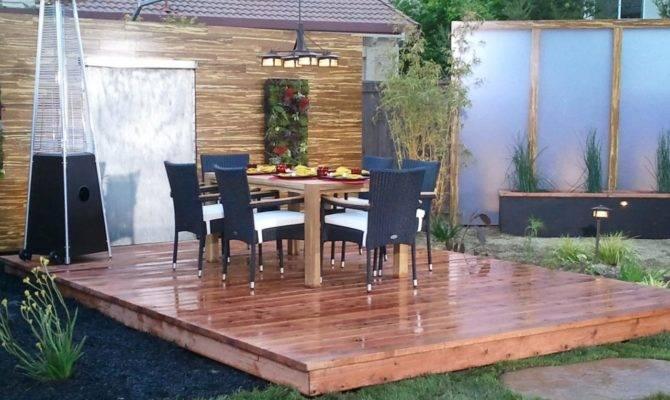 Floating Decks Outdoor Design Landscaping Ideas Porches