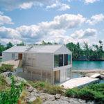 Floating House Canada Most Beautiful Houses World