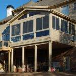 Floor Enclosed Porch Decks Patios Pinterest Sunrooms