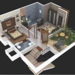 Floor House Design Third Media