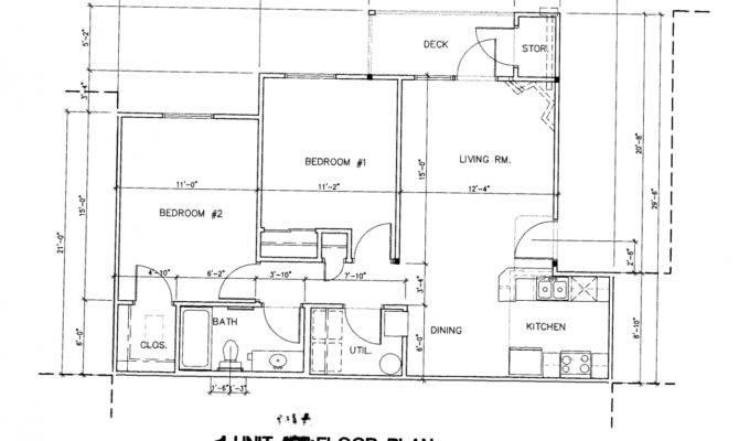 Floor Ideas Simple House Plans Measurements Drawing