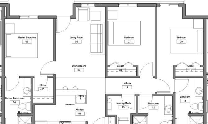 Floor Plan Bedroom Joy Studio Design Best