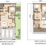 Floor Plan Bungalow Type