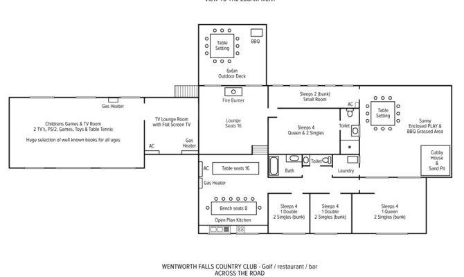 Floor Plan Design Holiday House Abwatches