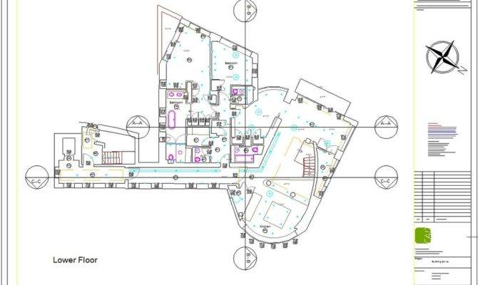 Floor Plan Drawings Measured Building Surveys