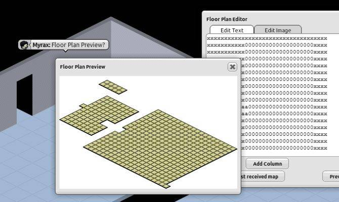 Floor Plan Editor