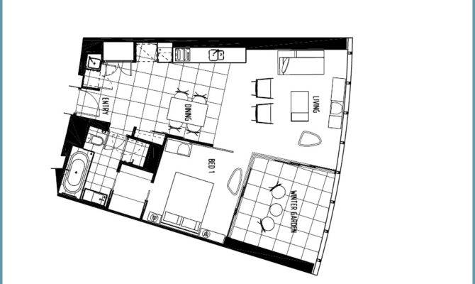 Floor Plan Example Only Each Apartment May Differ