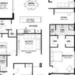 Floor Plan Friday Bedroom Acreage Style Home Triple Garage