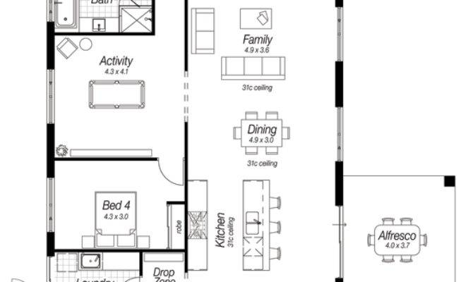 Floor Plan Friday Modern Kitchen Large Scullery Drop