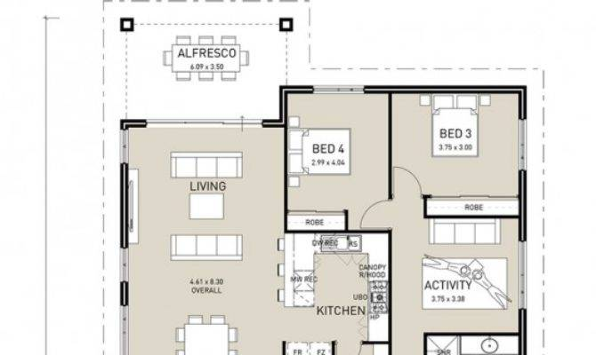 Floor Plan Friday Two Storey Four Bedroom Private