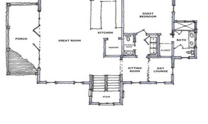 This 23 Dream House Blueprints Will End All Arguments Over Clear House Plans