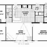 Floor Plan House Plans One Story Elegant Simple Open Ranch