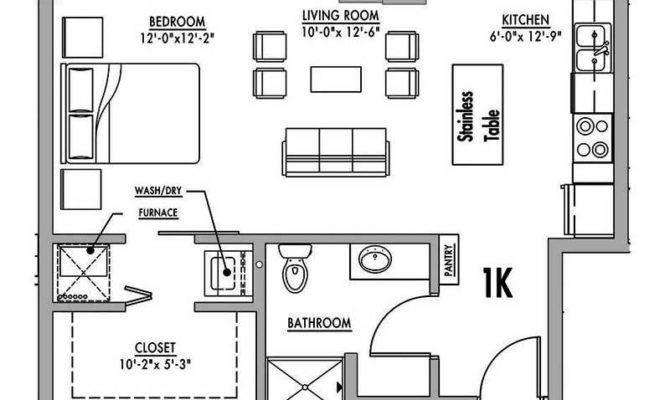 Floor Plan Junior House Lofts