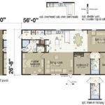 Floor Plan Kitchens Standard Kitchen Optional Island